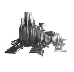 深圳发动机外壳压铸件